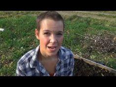 Bygg en odlingshög av trädgårdsskräp - YouTube