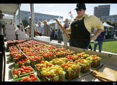 San Francisco Farmers Markets: 30 Years Of Fresh Food, 7 Days A Week (PHOTOS)