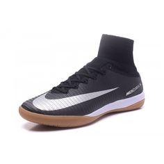 Good 2017 Nike Mercurial Superfly V TF Black Football Boots Black Football  Boots 279cbcc141323