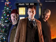 He will knock four times and you will die (regenerate).  The 10th Doctor Who Christmas Special.