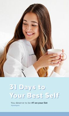 Take Our 31-Day Self-Care Challenge to Start Living Your Best Life