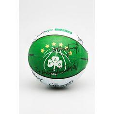 ΜΠΑΛΑ ΜΠΑΣΚΕΤ ΠΑΝΑΘΗΝΑΙΚΟΣ Sports Logo, Nba, Balls, Faith, Believe