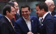 El Eurogrupo concede 8.500 millones de euros a Grecia