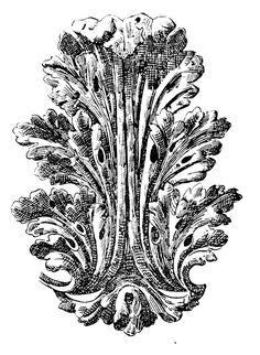florentine leaf