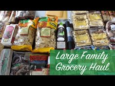 Large Family Grocery Haul: Trader Joe's Haul (Food Haul Around $68) + Dollar Tree Haul + Beauty Items - The Sensible Mom