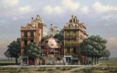 work-sphere-between-two-buildings-by-arnau-alemany.jpg (680×428)