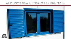 Alousystem Ultra Opening 2016   LIAGIS Lockers, Locker Storage, Garage Doors, Outdoor Decor, Furniture, Home Decor, Decoration Home, Room Decor, Home Furniture