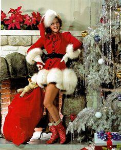 Mary Martin, Christmas, circa 1942, Kobal Collection.