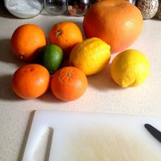 Citrus juice / Sok z owoców cytrusowych