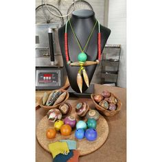 Beads, Baubles & Jewels: The Artist's Relationship with Color - Interweave Jewel Artist, Beaded Jewelry, Beaded Necklace, Finding Yourself, Make It Yourself, Beading Tutorials, Ropes, Wooden Beads, Necklace Designs
