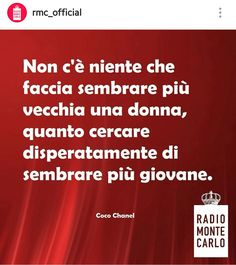 RMC #Instagram #giovinezza #chanel