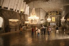 Krakow and Wieliczka 1 Day Tour from Warsaw in Poland Europe Wieliczka Salt Mine, Largest Countries, Kraken, Warsaw, Day Tours, Places To See, Marvel, World, Krakow Poland