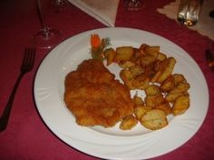 From Poland: Kotlet Schabowy Recipe...