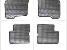Alfa Mito dywaniki samochodowe komplet idealnie dopasowane