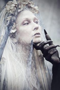 Photographer: Lunaesque Creative Photography Designer: The Dark Angel Design Co Makeup: Charlotte - Illamasqua
