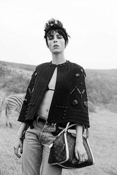 """Louis Vuitton'la """"Seyahat Ruhu"""" - Sevgili Moda - Kadın - Moda, Magazin, Güzellik, İlişkiler, Kariyer"""