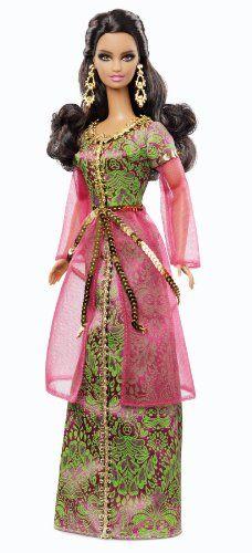Barbie Collection - X8425 - Poupée - du Monde - Maroc Barbie Collection http://www.amazon.fr/dp/B00BBSK1T0/ref=cm_sw_r_pi_dp_1jbuub0E4T8PQ