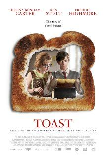 Toast.  Only 6.6 on IMDB, but cooks will like it!