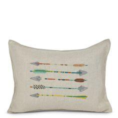 arrows pillow | furbish studio