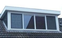 Type C houtnerflook   Klok dakkapellen
