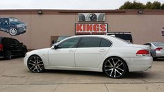 BMW 7 Seires with SC1