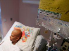 Medicamento contra câncer de pulmão da Pfizer supera quimio