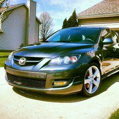My 2008 Mazdaspeed 3
