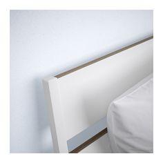 TRYSIL Bedframe - 140x200 cm, - - IKEA