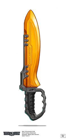 Nerf: Doomlands 2169 - Swift Justice on Behance