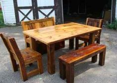 Barnwood Furniture | Rustic Handmade Barnwood Furniture (Baraboo) In Madison,  Wisconsin For .