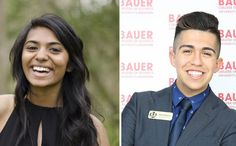 Bauer Accounting Students Awarded $10K Scholarship