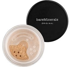 7. Bare Minerals Original Foundation - 11 Natural Makeup Products to Let Your Beauty Shine through ... → Makeup