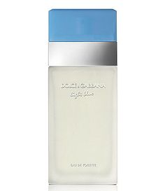 """Dolce and Gabbana Light Blue...this is the longest lasting toilette I have ever owned.  It is great for summer as it is so fresh and clean smelling.  I get tons of compliments.  I love the """"woodsy"""" smell."""