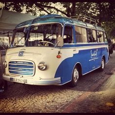 Kassbohrer Setra bus classic by Marc Ben Fatma - visit Benymarc.com and like my FB, via Flickr