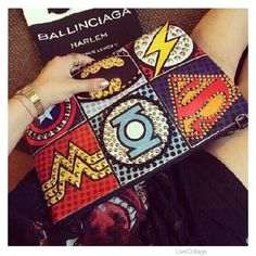 🎉🎉Style Crush Party HP🎉🎉💥FASHION PUNK BAG 💥HAVE FUN WITH THIS FASHION PUNK BAG ~ SELLS OUT FAST ~ Shoulder Messenger Bag or clutch  ~ Use with wrist strap or shoulder strap ~ Solid grey back with zipper pocket 🚫 Trades or Holds ✅ Use offer option ❤️Bundles (15% off 2 or more) Bags Shoulder Bags