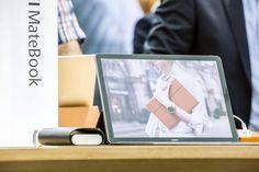 Das #HuaweiMateBook ist bereit für den neuen Business-Style. #HUAWEI #IFA2016…