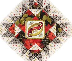 5GoldRings 12 Days, Quilt Blocks, Playing Cards, Quilts, Playing Card Games, Quilt Sets, Log Cabin Quilts, Game Cards, Quilting