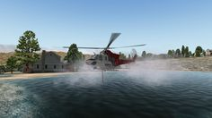 Review: X-Trident Bell 412 for X-Plane • HeliSimmer