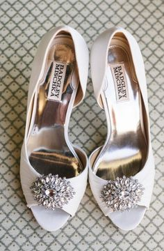 Wedding shoes idea; Featured Photographer: Shannon Elizabeth Photography