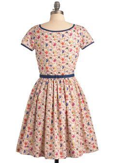 Emily and Fin Country Homeward Dress | Mod Retro Vintage Dresses | ModCloth.com