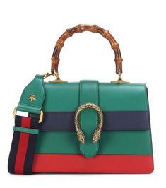 4ecd225006f GUCCI Dionysus Bamboo Medium Leather Shoulder Bag.  gucci  bags  shoulder  bags