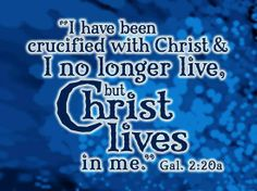 Image result for Galatians 2:19-21