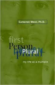 Book Review of First Person Plural by Cameron West #bookreview #books #revie #bookworm