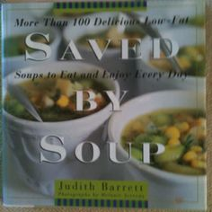 Go to your public library and check this book out. Good healthy food.