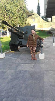 DZIKO-Military Style Glamour
