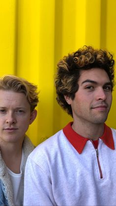 JOEY ARMSTRONG AND MAX BECKER FROS SWMRS Save Rock And Roll, Rock N Roll, East Bay, Pop Punk, Green Day, Man Crush, Rock Bands, Fangirl, Crushes