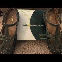6eb7c25dd3ceb j-41 Shoes - J-41 woman s 6 style dune-vegan color olive⚡sale⚡