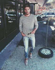 WEBSTA @ marianodivaio - Street casual day @nohow knit and shoes