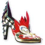 thea cadabra - made to order fantasy shoes