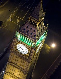 London Night , from the sky. (19 Pics)